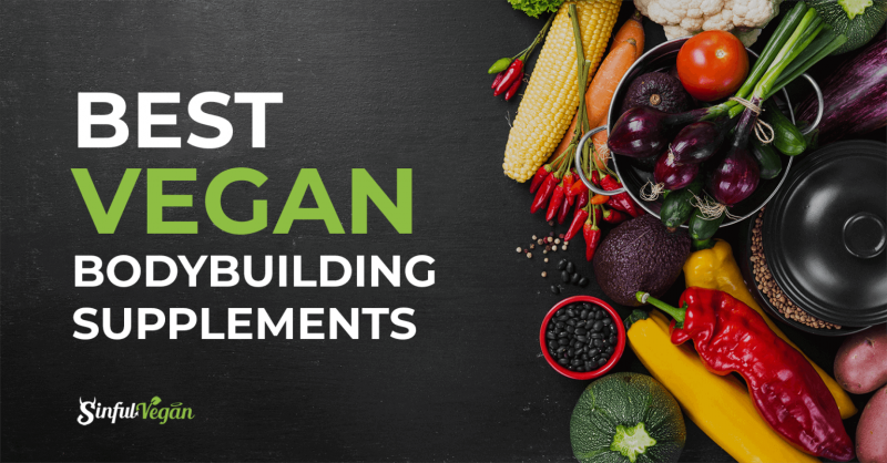 best vegan bodybuilding supplements